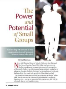 The Power and Potential of Small Groups